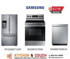 Samsung Stainless Steel Package (SAM403)