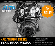 4JJ1 COMMON RAIL DIESEL TURBO | WITH INJECTOR PUMP | WITH TURBO Barmera Berri Area Preview