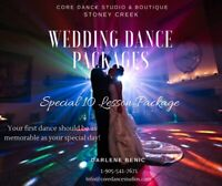 First Dance Wedding Packages