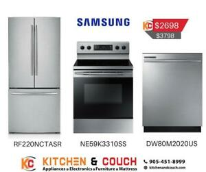 Samsung Appliance Package (SAM402)