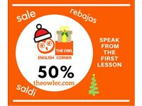 Offer Private Spanish lessons for foreigners with native speaker £16.5