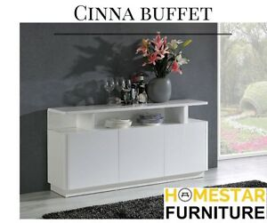 Cinna Contemporary & Elegant Scandinavian Side Buffet Sydney City Inner Sydney Preview