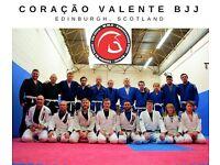 Brazilian Jiu-Jitsu, Jack Kane Centre, Edinburgh