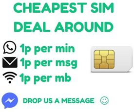THE CHEAPEST PHONE DEAL IN THE UK!