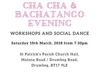Live to Dance: Cha Cha and Bachatango Dance Workshop with Adele - Sat 10th March 2018