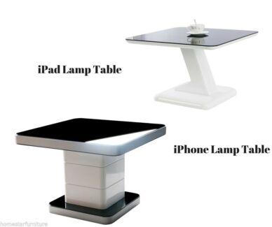 Contemporary Design IPhone/IPad Lamp Table