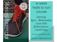 New 'walk to run' course