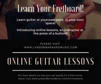 In-Home Guitar / Ukulele Lessons!
