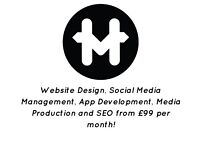 Spectacular Web Design, Social Media Management, App Development, Media Production and SEO Packages