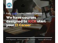 Completely free funded IT courses at IT Professional Training (Beginner to Advance Levels)