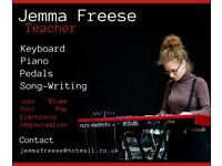 Piano/Keyboard Teacher in Leeds