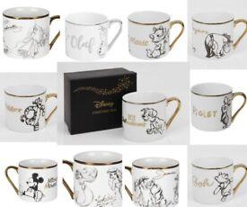 Classic Disney Gift Boxed mugs