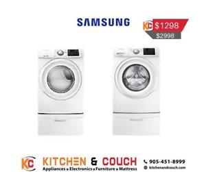 Samsung Washer and Dryer online Deal(SAM910)