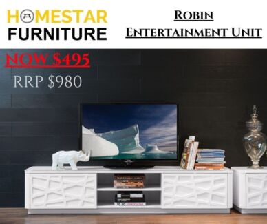 Robin Entertainment Unit, RRP $980, Now $495