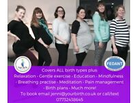 Antenatal and Birth Preparation Courses - FREE Trial Available!