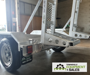 7x5 PLANT TRAILER ATM 2990 kg - BRAND NEW Currajong Townsville City Preview