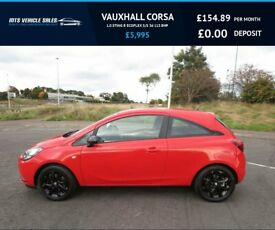 image for  VAUXHALL CORSA 1.0 STING R ECOFLEX 2015, DEMO+1Owner,Bluetooth,Cruise Control,Air Con,Spotless