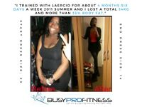 12 weeks Body transformation with BusyProFitness