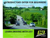 Local driving school offering driving lessons in Brighton and Hove. Beginner lessons, refresher
