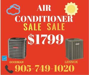 AIR CONDITIONER WITH INSTALLATION