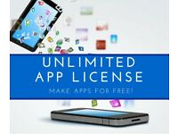Software License Allowing You To Make Unlimited Smartphone Apps