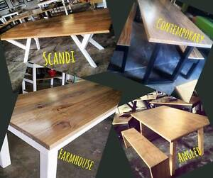 Tables (made to order any size and colour!) Salisbury Brisbane South West Preview