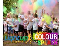 Llanelli 5k Colour Splash