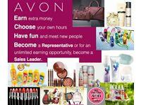 Becoming an Avon representive