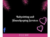 Babysitting And Housekeeping Services