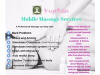 "Mobile Massage Services . ""I now provide incall services too!"""