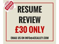 RESUME REVIEW: With feedback and pro-tips, make your resume stand out for the right reasons!
