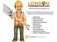 Labourers Wanted London