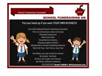 School Fundraisers are in demand. Fantastic income. Business for Sale with full training & support