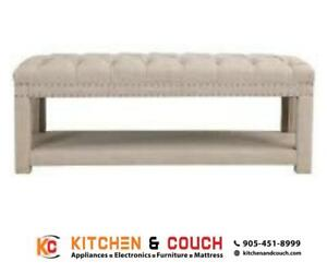 FRONT ENTRANCE BENCH | TORONTO (KC2430)