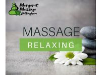 Professional Relaxing Therapy Margaret Massage Nottingham NG3