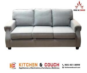 CANADIAN MADE FURNITURE | FABRIC SOFAS SALE (KC12)