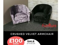 Sofas, armchairs, corners and many more! Amazing quality for little price!
