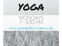 Yoga in Chilwell