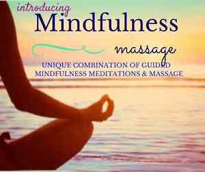 Massage with Mindfulness guided Meditation Coburg Moreland Area Preview