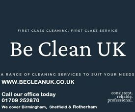 BecleanUK Domestic & Commercial Cleaning From £11.00 per hour