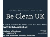BecleanUK Domestic & Commercial Cleaning From £12.00 per hour