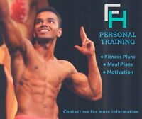 Personal Training at an affordable rate!