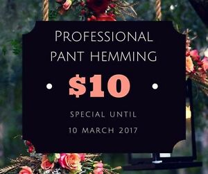 Professional Pant Hemming Special Pacific Pines Gold Coast City Preview