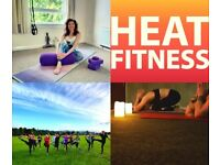 Heat Fitness is reopen in Stirling