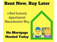 Rent Now Buy Later No Mortgage Needed Today 2 Bed Duplex Manchester