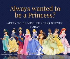 Looking for contestants of Miss Princess Witney 2018