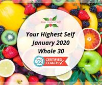 January 2020 Whole30 with Certified Whole30 Coach