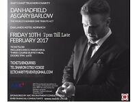 Gary Barlow Tribute Night For East Coast Truckers