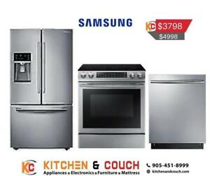 Lowest Price Guaranteed on Samsung Appliance Deals (SAM905)