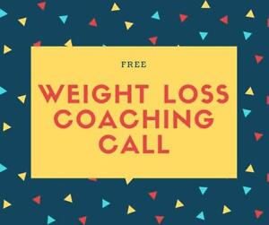 FREE Weight Loss Coaching Call